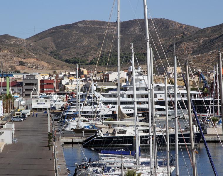 Paseo Yacht Port Cartagena
