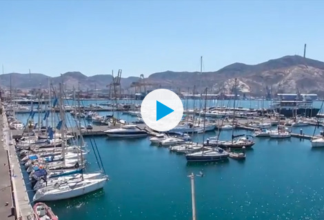 Vídeo Yacht Port Cartagena
