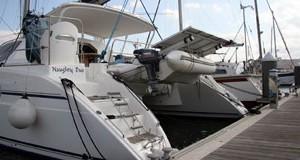 catamarán en cartagena