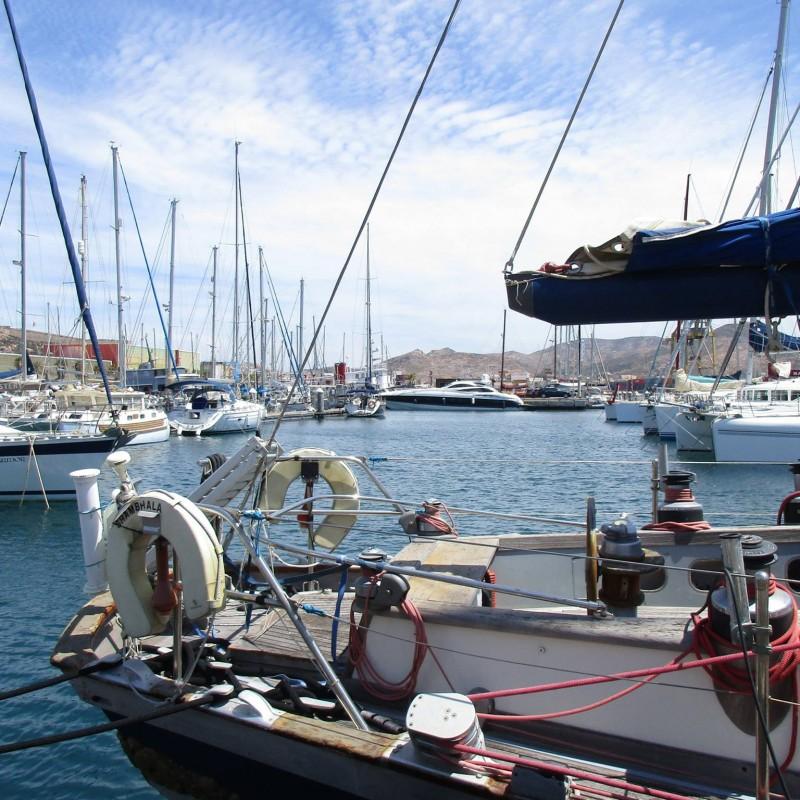 Barcos en Yacht Port Cartagena