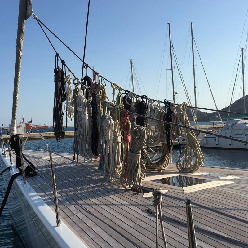 Cabos en Yacht Port Cartagena