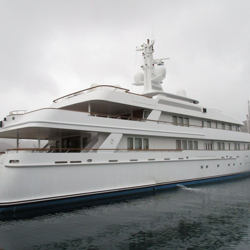 Kwikumat en Yacht Port cartagena