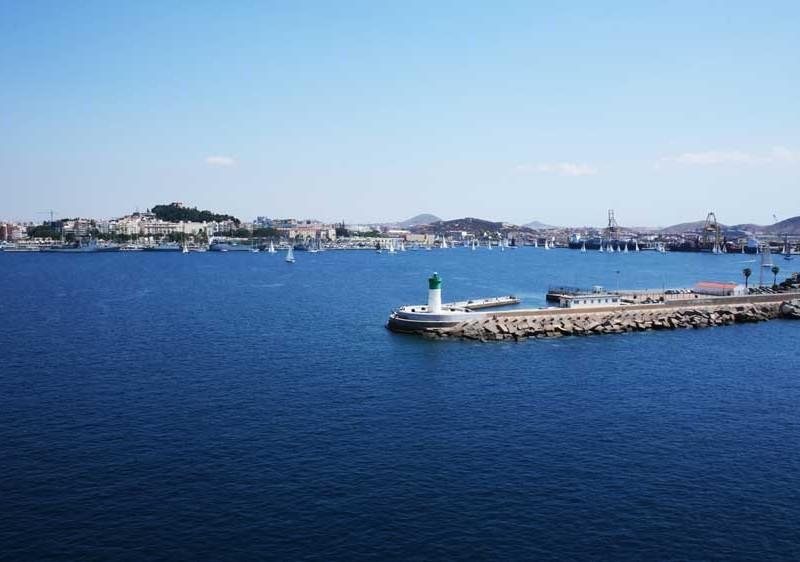 La Regata Carburo de Plata se celebra en Yacht Port Cartagena (1)
