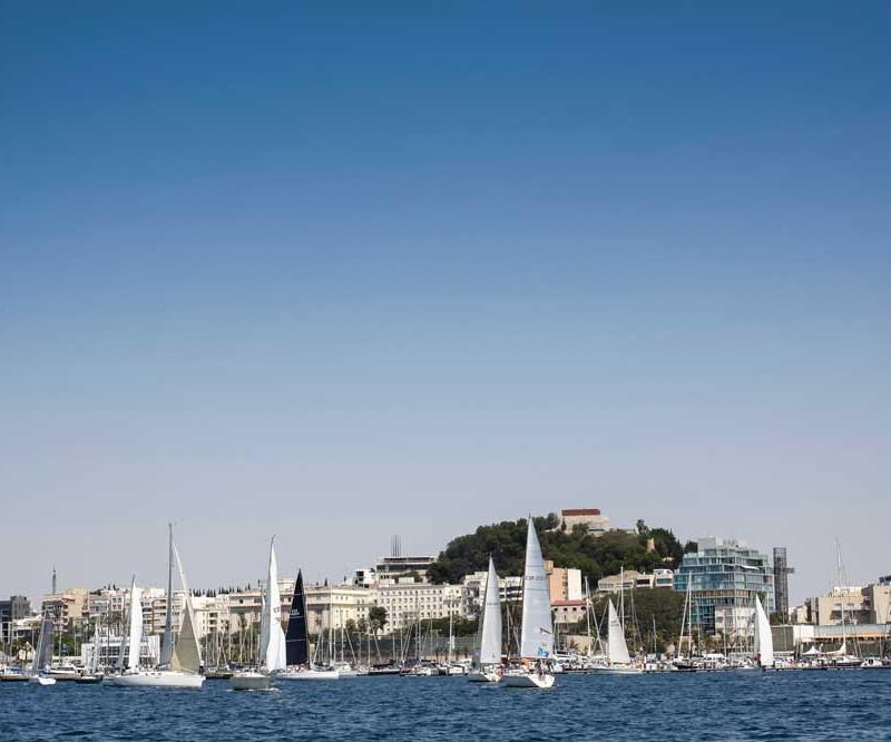 La Regata Carburo de Plata se celebra en Yacht Port Cartagena (2)