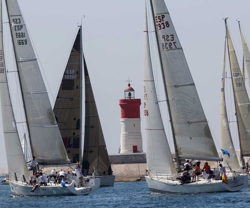 La Regata Carburo de Plata se celebra en Yacht Port Cartagena (3)