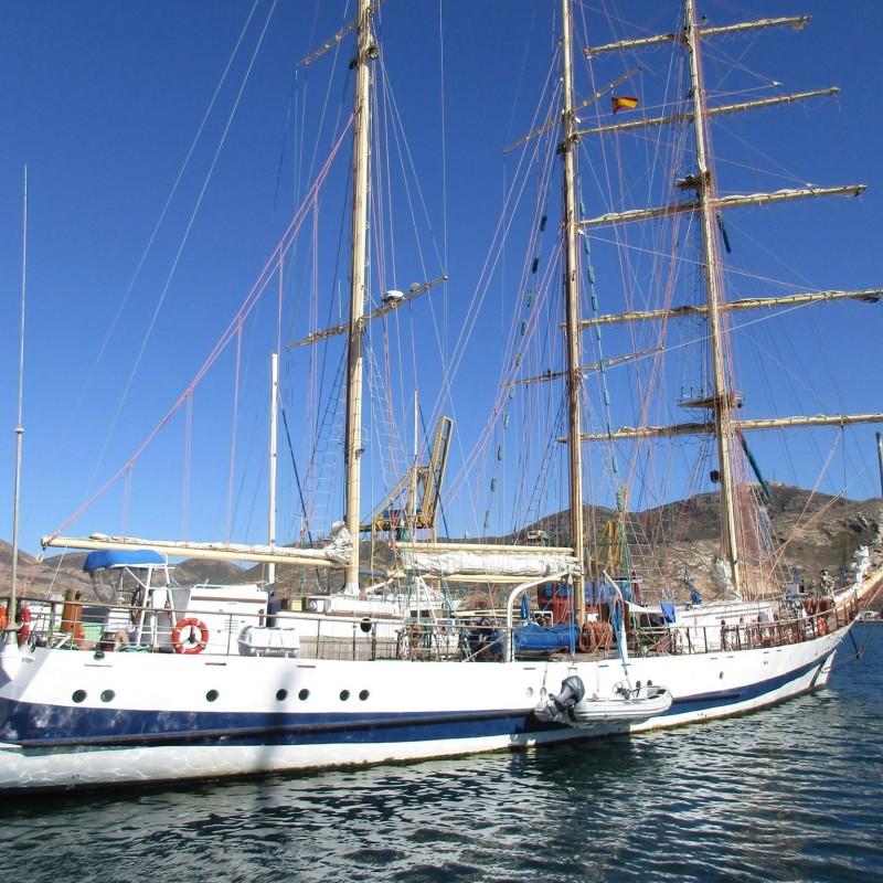 Pogoria en Yacht Port Cartagena