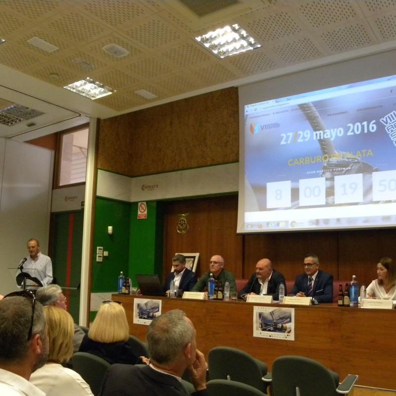 Presentación Regata carburo de Plata 2016 (4)