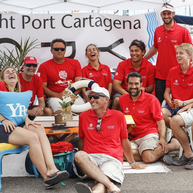 VII REGATA CARBURO DE PLATA