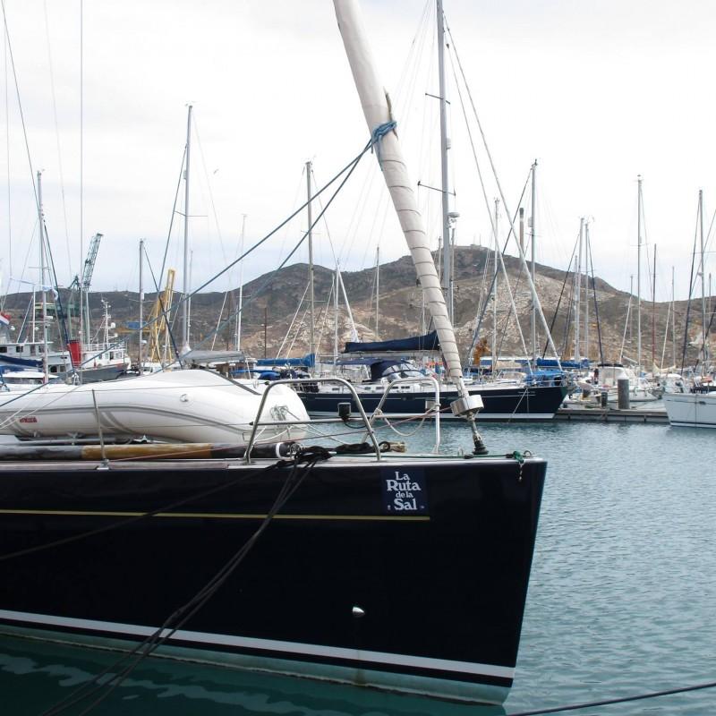 Veleros en Yacht Port Cartagena 4