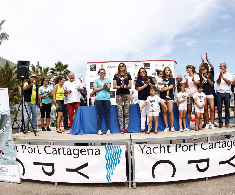 Yacht Port Cartagena acoge la Regata Carburo de Plata (1)