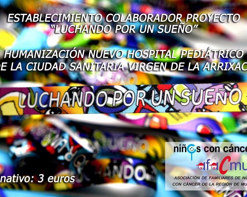 Yacht Port Cartagena colabora con el proyecto Luchando por un sueño (1)