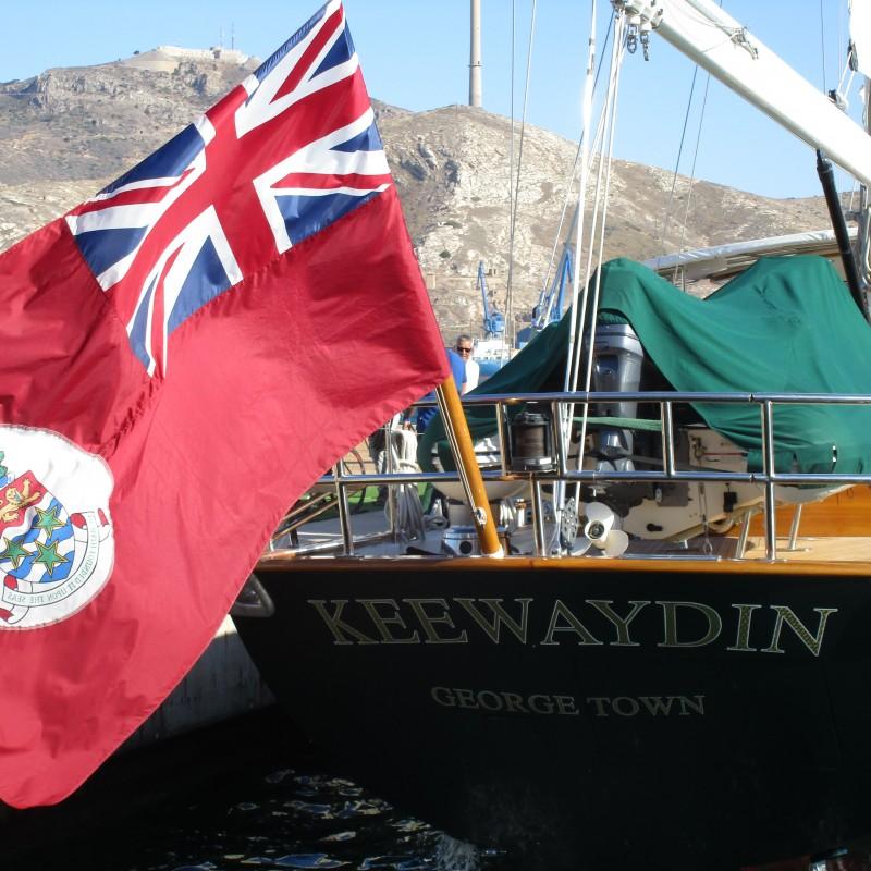 El velero Keewaydin visita Yacht Port Cartagena (3)