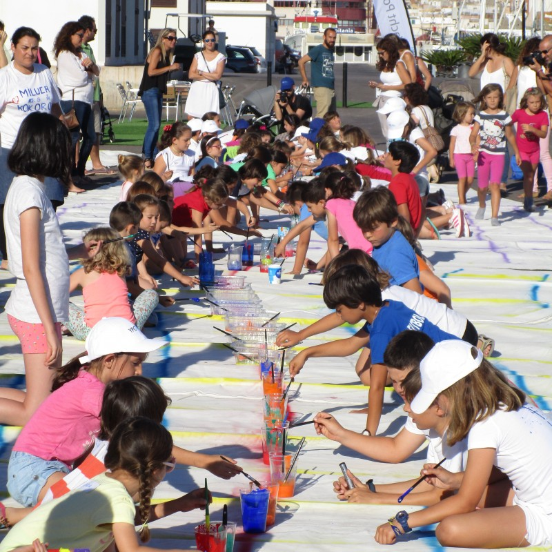 "Yacht Port Cartagena joins the ""Sail the Future"" project ..."