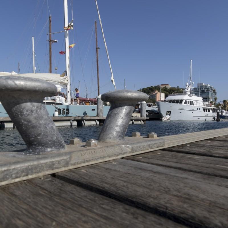 Amarres en Yacht Port Cartagena