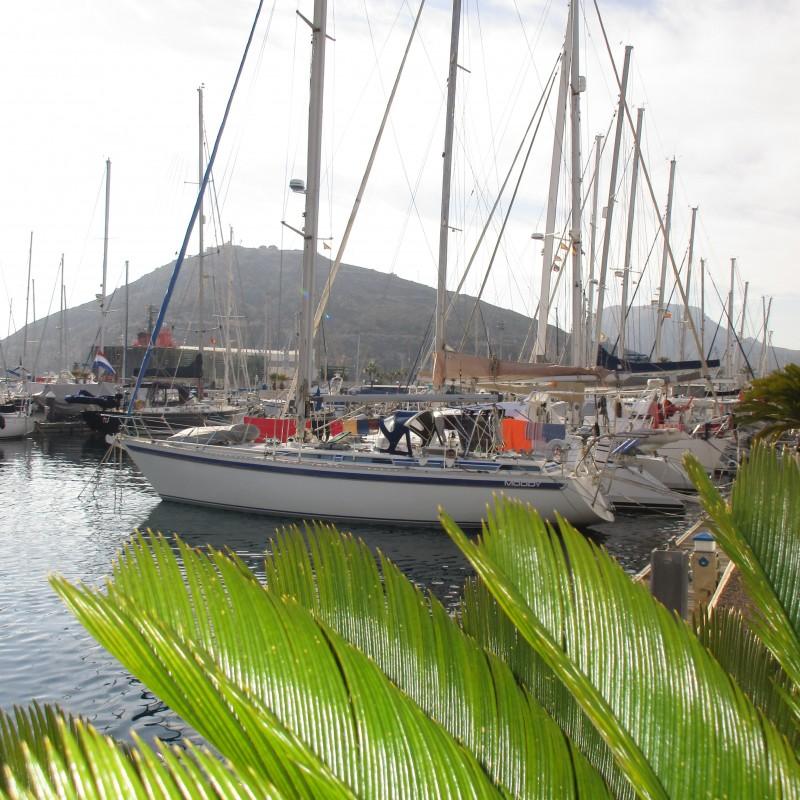Amarres marina Cartagena