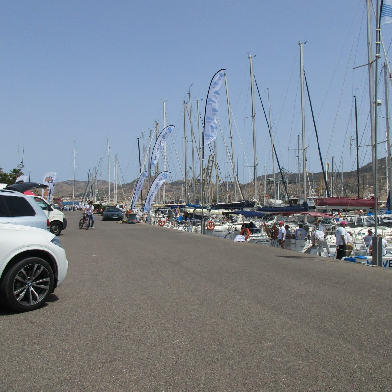 IX Regata Carburo de Plata en Yacht Port Cartagena (4)