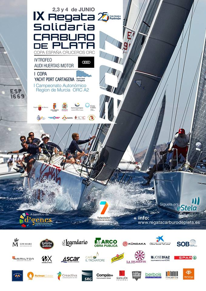 IX Regata Solidaria Carburo de Plata
