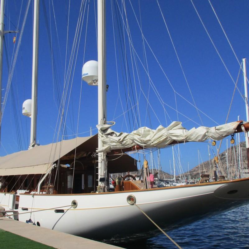 Xarifa visits Yacht Port Cartagena (5)