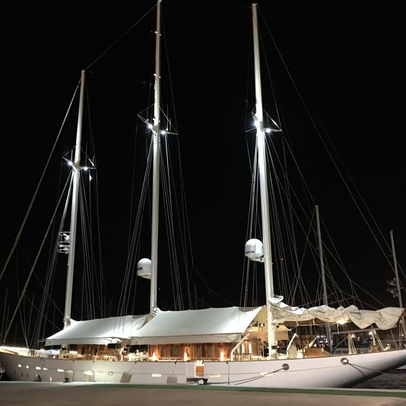 Xarifa visits Yacht Port Cartagena (6)