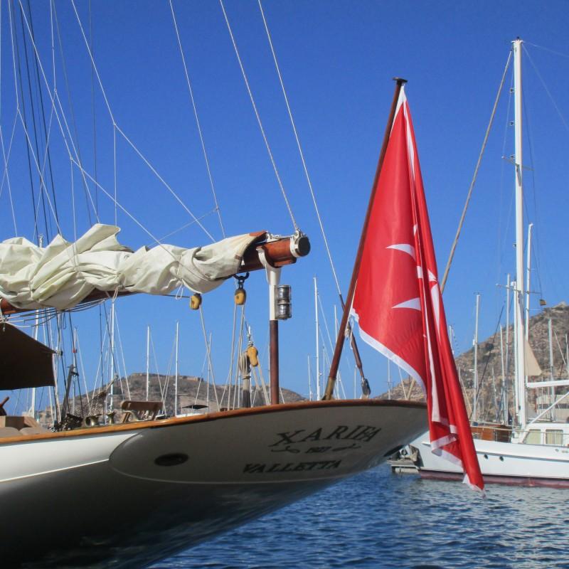 Xarifa visits Yacht Port Cartagena (7)