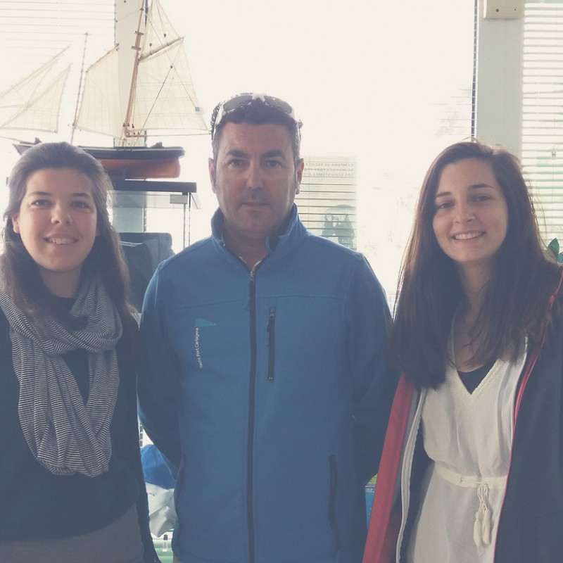 Life on Board Project arrives at Yacht Port Cartagena (1)