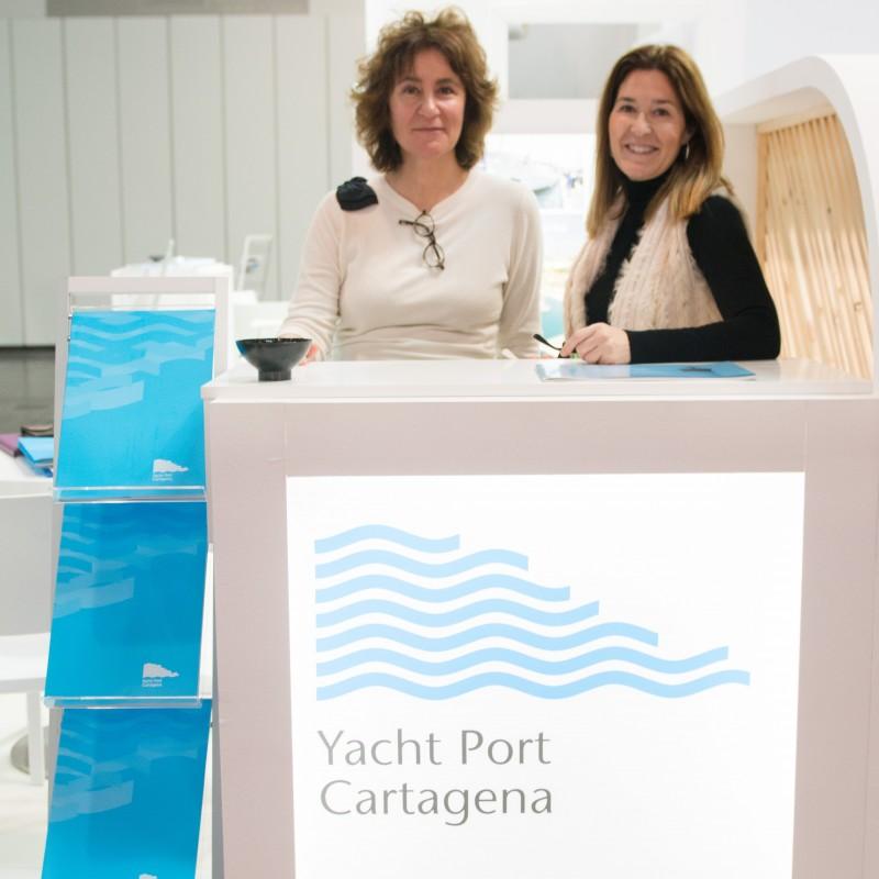 Yacht Port Cartagena en la Feria de Düsseldorf (6)