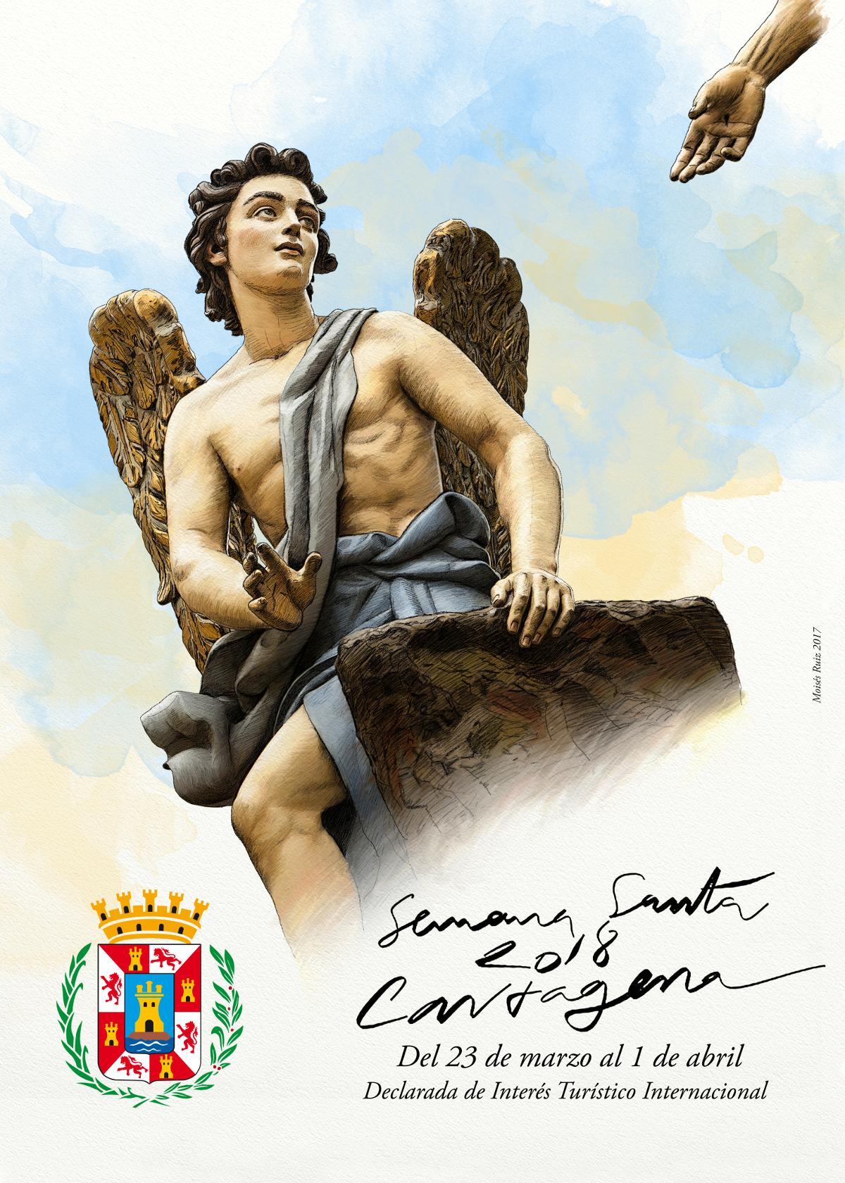 semana santa cartagena 2018