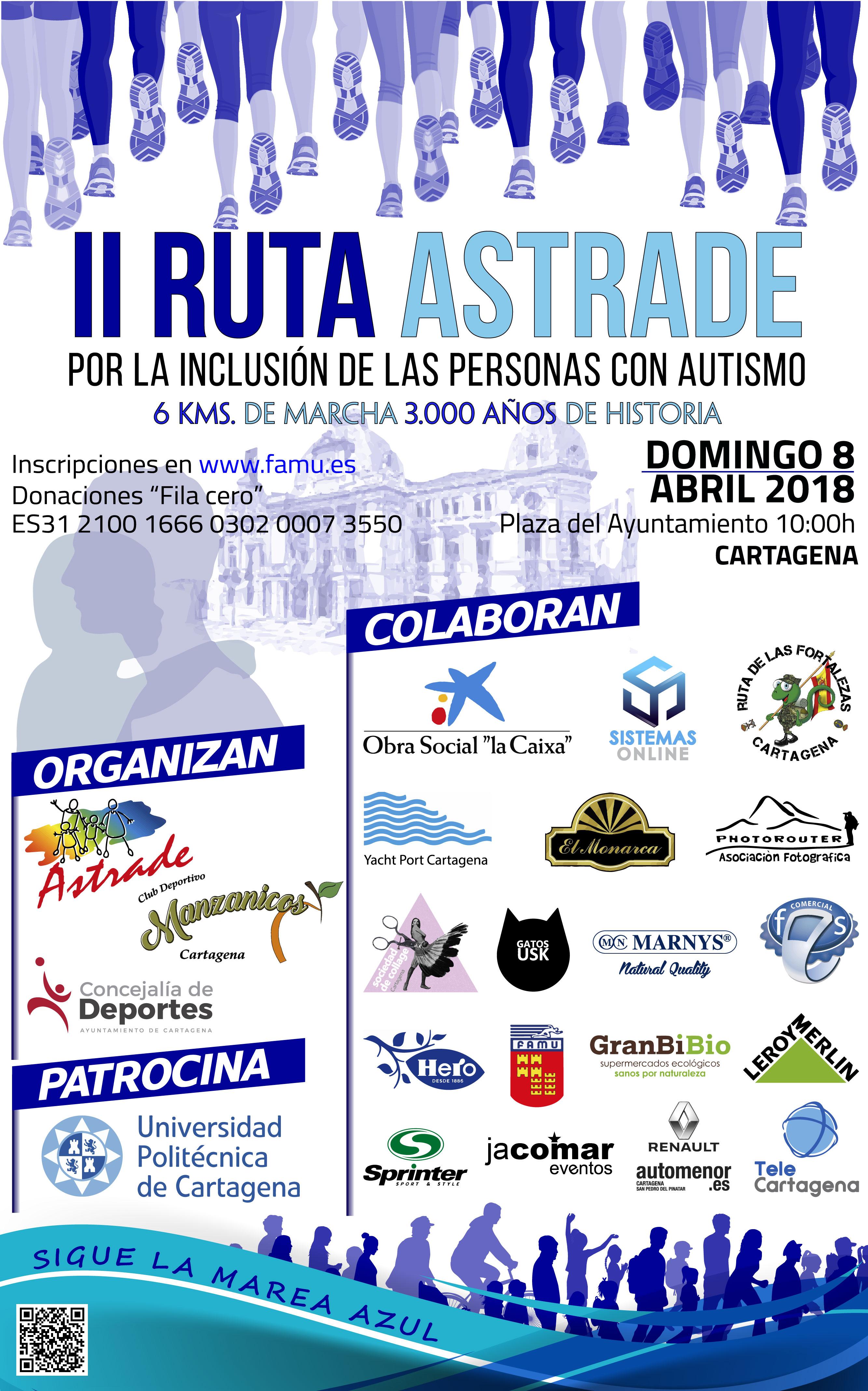 ALTA CALIDAD - RUTA ASTRADE CARTEL