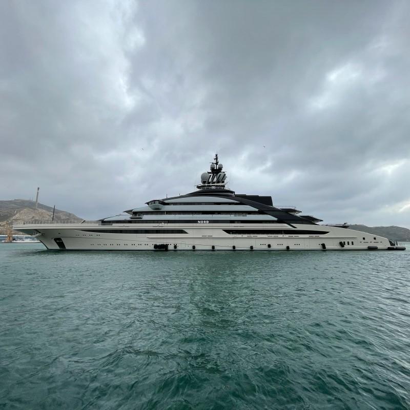 Yate Nord en Yacht Port Cartagena (1)