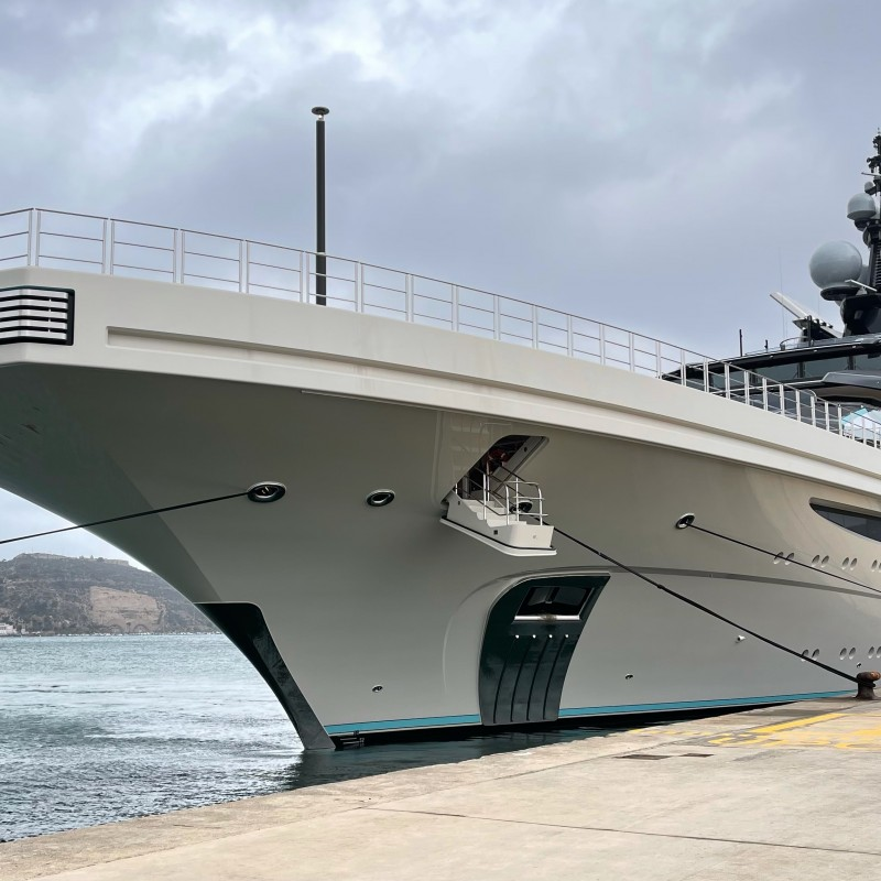 Yate Nord en Yacht Port Cartagena (3)