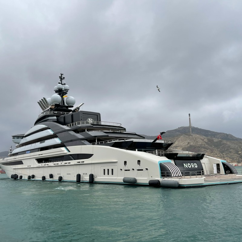 Yate Nord en Yacht Port Cartagena (6)
