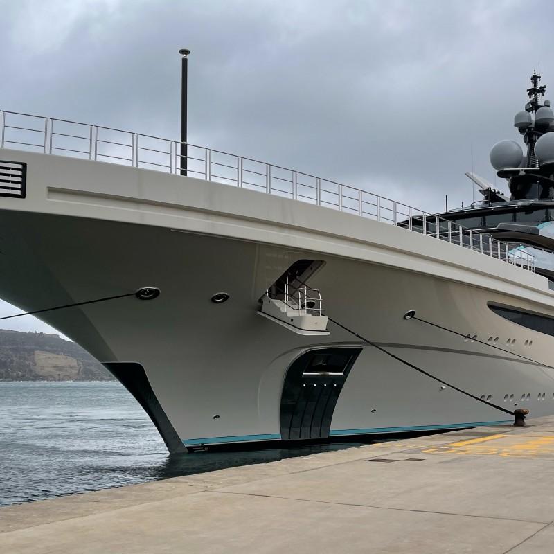 Yate Nord en Yacht Port Cartagena (7)